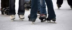 Pista di pattinaggio su via Manzoni fino a febbraio