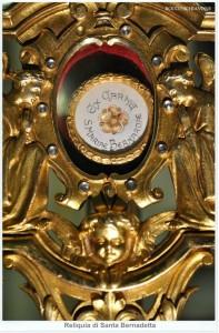 reliquia bernadette