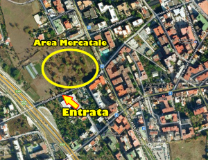 Area Mercatale Cupa San Michele