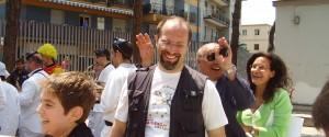 Il Coordinatore del Laboratorio Regionale Città dei bambini e delle bambine, Francesco Langella pu...