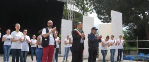 """Il sindaco Giorgiano apre ufficialmente le celebrazioni dell'ottava edizione del """"Giorno del Gioco"""""""