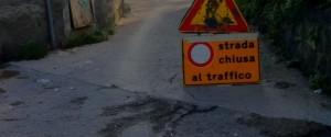 Cupa Patacca, al via gli interventi per la messa in sicurezza della strada