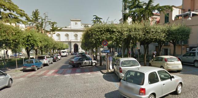 Piazza Vittorio Emanuele II - Fonte Google Maps