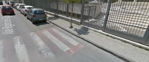Maria Rosaria: Sarebbe necessario rifare i marciapiedi di Via San Martino