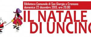 """Domenica in villa Bruno """"Il Natale di Uncino"""", spettacolo per grandi e bambini"""