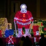 Babbo Natale Piazza Troisi