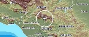 Terremoto di magnitudo 4.9 avvertita anche in città