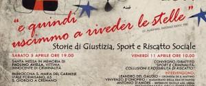 Settimana della legalità: venerdì un convegno su sport e criminalità, sabato l'intervento di don Cio...