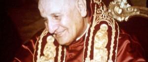 Il primo miracolo per intercessione di San Giovanni XXIII, probabilmente a San Giorgio a Cremano