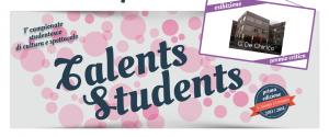Le semifinali del Talents Students il 4 ed il 10 Aprile