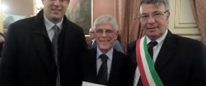 Sabatino Sirica,  pasticciere dell'Unicef e del Calcio Napoli è Cavaliere della Repubblica: la soddi...