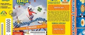 A San Giorgio a Cremano un biglietto vincente della lotteria Italia