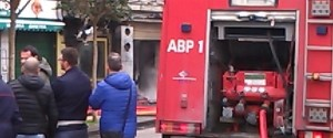 Incendio allo Chemin De Fer! All'interno le foto ed il video! - Aggiornato alle 15.38