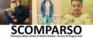 Scomparso Nicola Raviele dal reparto di oncologia pediatrica di Napoli