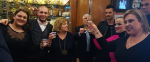 Christian Maggio per festeggiare i 40 anni di attività di Sirica.