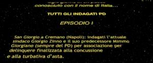 San Giorgio a Cremano nel video di Beppe Grillo