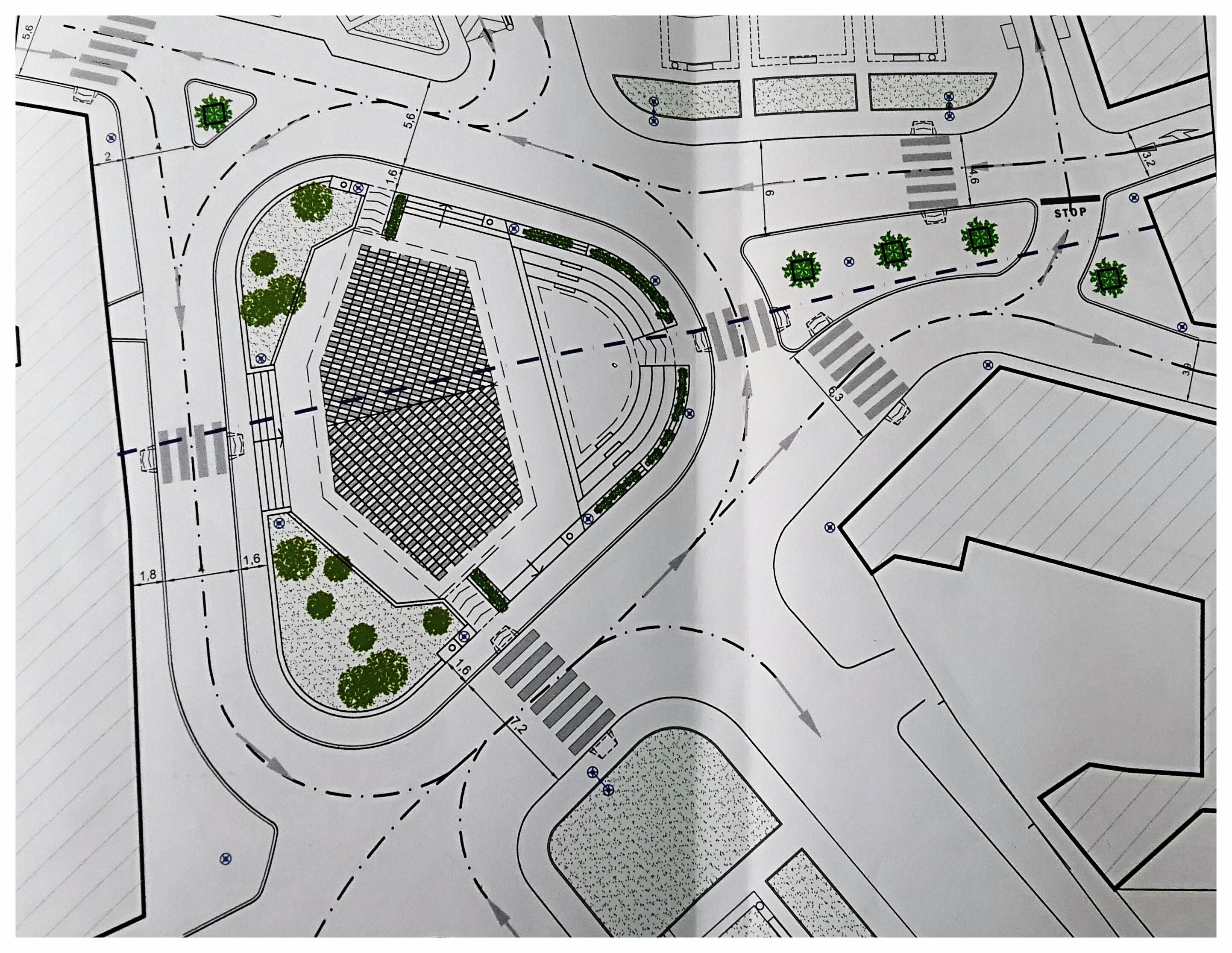 Il nuovo volto di Piazza Massimo Troisi cambia la viabilità, aumentano gli spazi verdi Il sindaco: ...