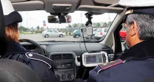 Street Control polizia municipale