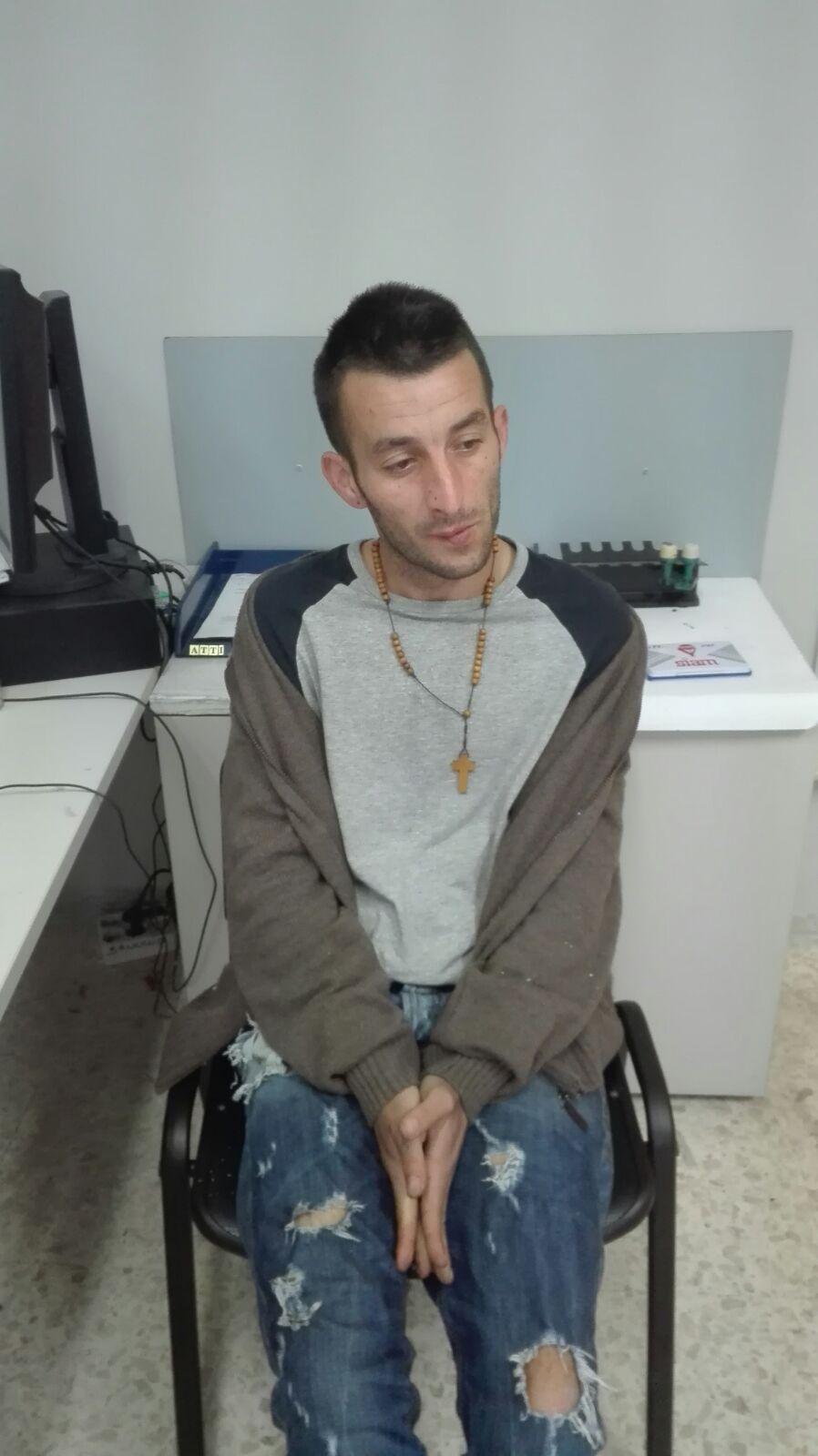 Rampollo dei Cavallaro arrestato grazie all'intervento dei vigilantes.