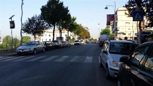 Ripavimentazione di via Alessandro Manzoni. Il sindaco: Restituiamo alla città il salotto dello sho...