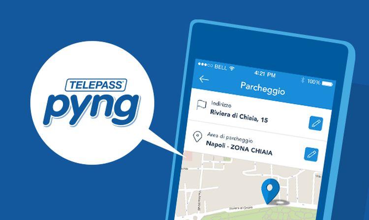 Strisce blu. San Giorgio sempre più smart: arriva Pyng, il pagamento tramite telepass.